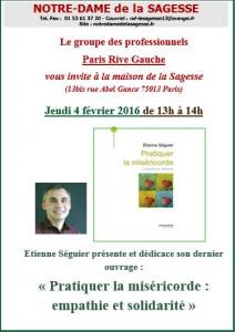 20160127-Pratiquer la Miséricorde-Etienne Séguier-20160204