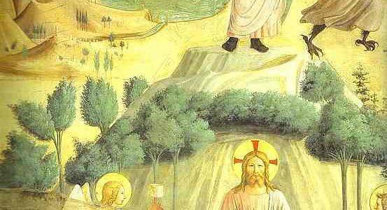 Convertissez-vous et croyez à l'évangile ! 1° dimanche de carême B   21 février 2021