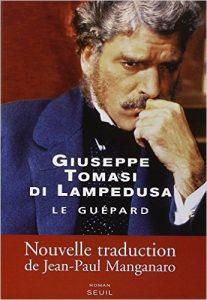 Le guépard - Giuseppe Tomasi di Lampedusa