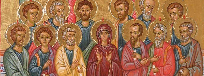 Messe de la Pentecôte le dimanche 4 juin à 16h30 à la chapelle Notre Dame de la Sagesse