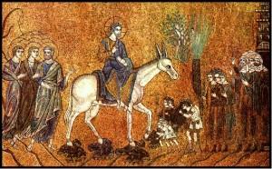 Rameaux - Entrée de Jésus à Jérusalem