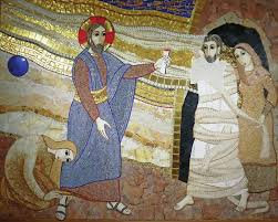 La résurrection de Lazare   5° dimanche de carême     29 mars 2020