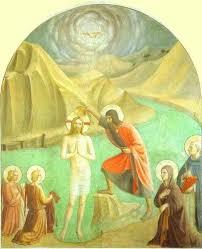 Prends conscience de ton baptême !    Baptême du Christ     10 janvier 2021