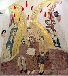 La présence de Dieu  – 6° dimanche de Pâques   –   17 mai 2020