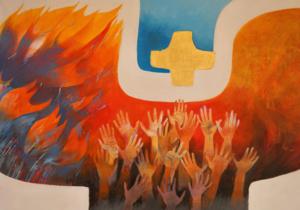 Baptisés dans l'Esprit saint et dans le feu !