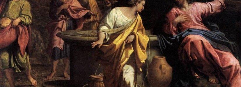 La Samaritaine  –  3° dimanche de carême  – 15 mars 2020
